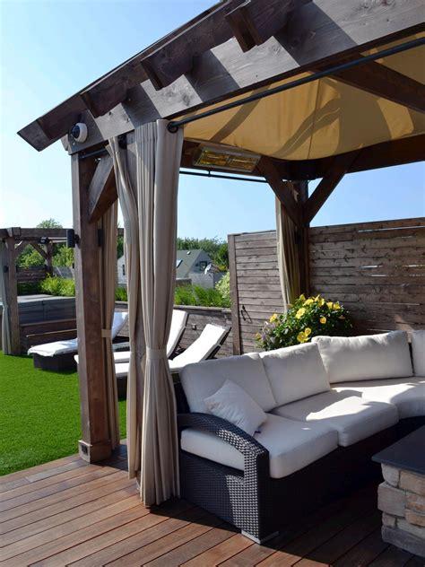 Make Shade: Canopies, Pergolas, Gazebos and More   Outdoor