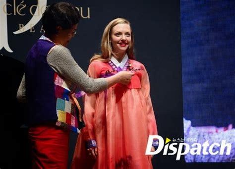amanda seyfried netizenbuzz taecyeon attends amanda seyfried s party netizen buzz