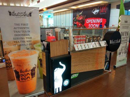 membuat thai tea dum dum pusatnya makanan enak toko baju salon promo dan diskon