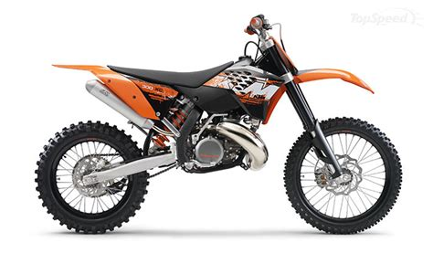 2008 Ktm 300 Xc W 2008 Ktm 300 Xc And Xc W E Picture 229749 Motorcycle