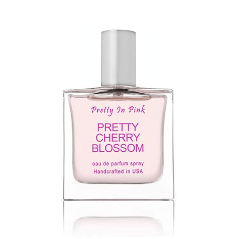 Parfum The Shop Cherry Blossom pretty cherry blossom fragrance collection by lovely in pink