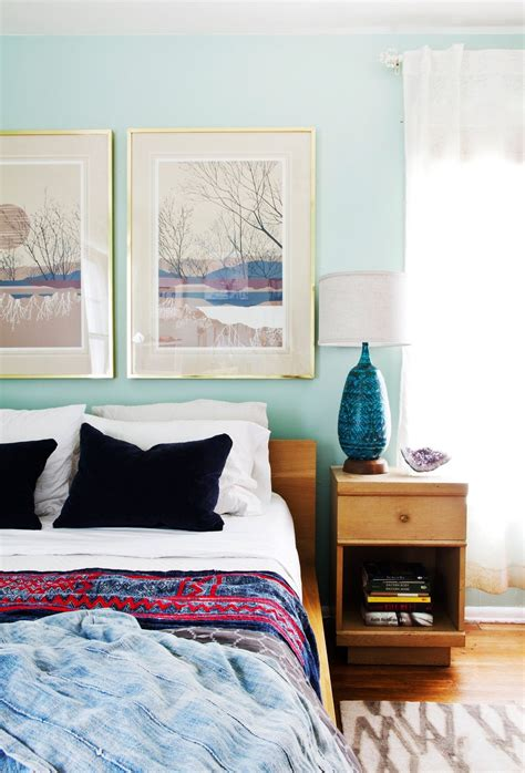 easy bedroom simple bedroom with eclectic touches mid century mod