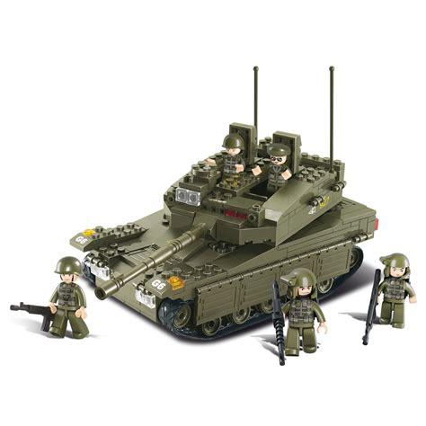 speelgoed leger sluban leger tank online kopen lobbes nl