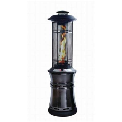 Propane Patio Heaters Home Depot Inferno 36 000 Btu Retractable Propane Gas Patio Heater Srph68 The Home Depot
