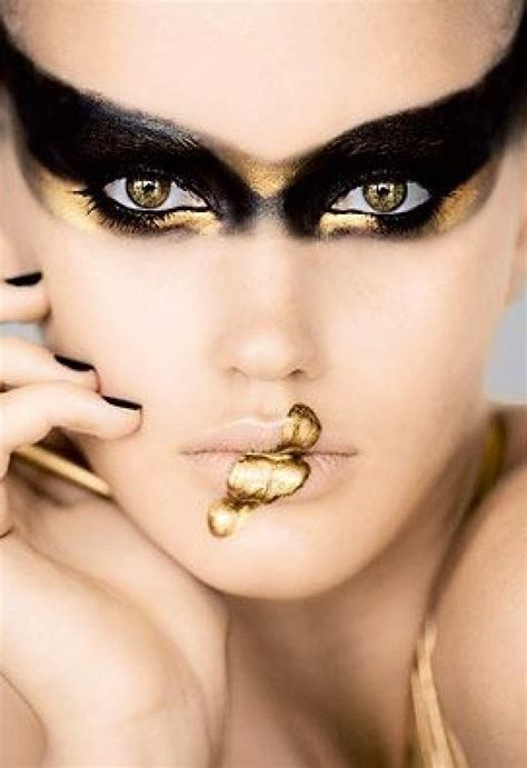 beauty garde beauty or art stunning avant garde makeup what i