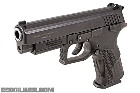 annelise 40 something preview grand power p40 10mm recoil