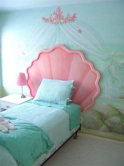 the little mermaid bedroom decor ariel mermaid disney princess bedroom set enchanting