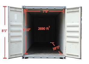 40 jumbo containers storage containers rentals
