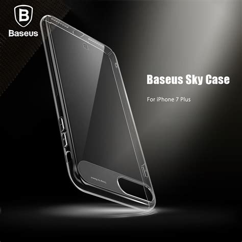 Baseus Sky For Iphone 5 baseus wiapiph7p sp01 5 5 inch protective back cover