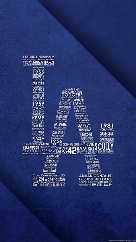 los angeles dodgers wallpapers baseball sport wallpapers hd desktop background