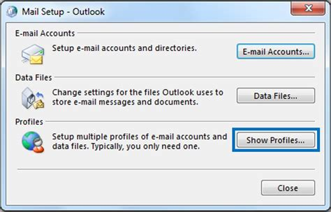 Office 365 Outlook Not Receiving Emails Outlook 2013 Configuration Computing Communications