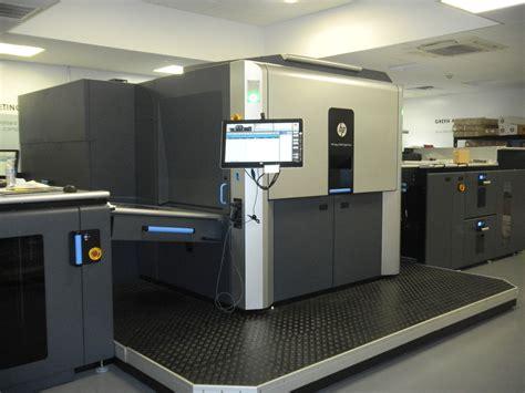 Printer Hp Indigo 10000 brings second hp indigo 10000 on line