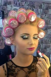 sissy hair in curlers glitter curlers it s all about that bouji life