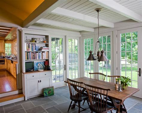 How To Design A Living Room Dining Room Combo step down sunroom houzz