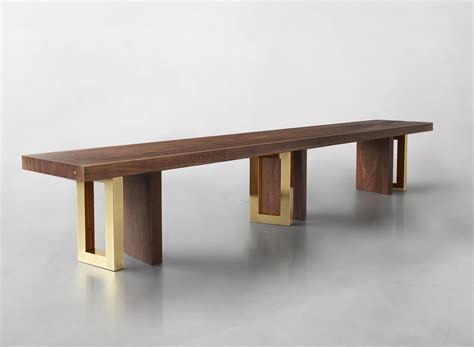 solid wooden bench solid wood bench il pezzo 6 il pezzo 6 collection by il