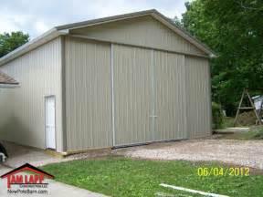 Pole Barn Sliding Doors Organising Shed Storage Asplan