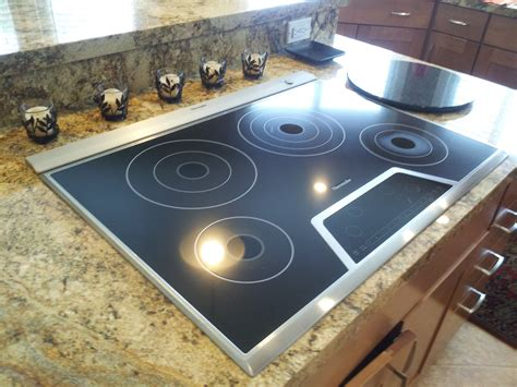 pop up cooktop vent instead of a the island this cooktop has a pop