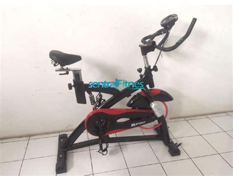 Alat Fitnes Sepeda Statis Recumbent Bike Id 439 alat fitnes sepeda statis