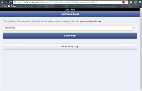 membuat akun facebook hantu cara membuat akun facebook tanpa nama atau akun hantu id