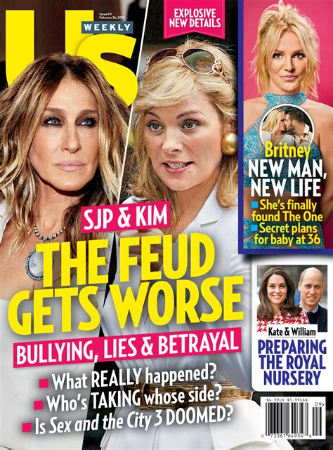 Us Weekly Goes Bald On This Weeks Cover by Could Be Ready To End Conservatorship