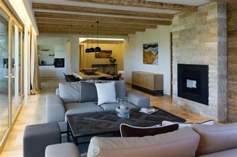 Idee Deco Chalet by D 233 Co Chalet Montagne Dans Le Salon En 50 Id 233 Es Int 233 Ressantes