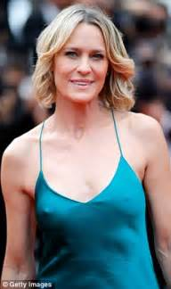 Cannes 2017: Robin Wright leads red carpet in turquoise   WSTale.com