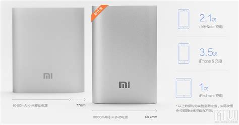 Power Bank Xiaomi 188 000 Mah nuevo xiaomi power bank de 10 000 mah por 10