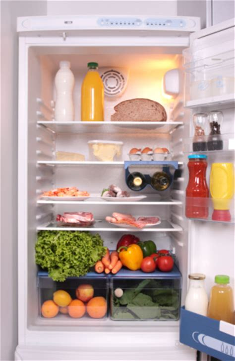 Shelf Of Refrigerated Foods by Build A Better Pantry Part 2 Refrigerated Foods Eat Smart Move More
