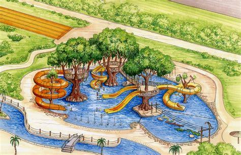 Diseo De Parques Acuaticos Construccion De Parques | dise 241 o construccion toboganes albercas parques acuaticos