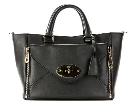 Artist Julie Verhoeven For Designer Mulberry Shopper Tote by Preowned Mulberry Willow Bag Prestige Pawnbrokers