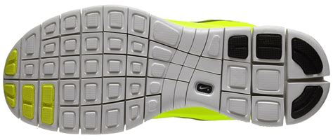 running shoes soles nike free 5 0 running shoe review