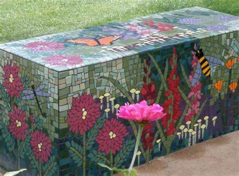 Mosaic Ideas For The Garden Mosaic Craft Mosaic In The Garden Fresh Design Pedia
