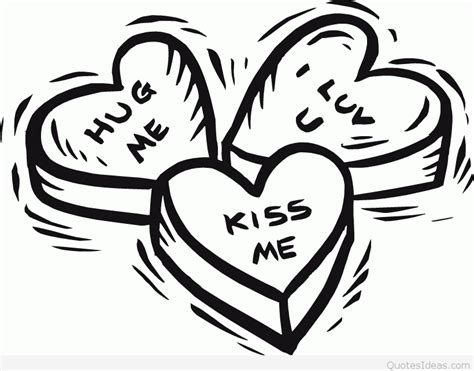 valentines day black and white valentines day clipart in black and white 101 clip