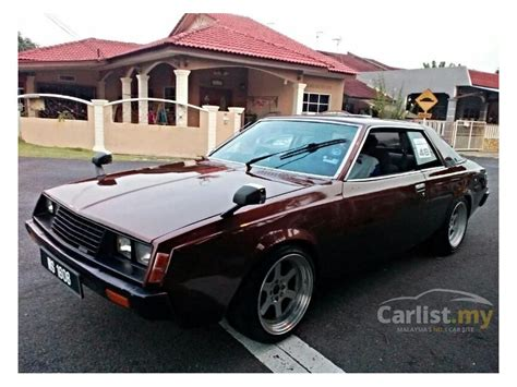 mitsubishi hatchback 1980 mitsubishi galant 1980 1 8 in melaka manual coupe others