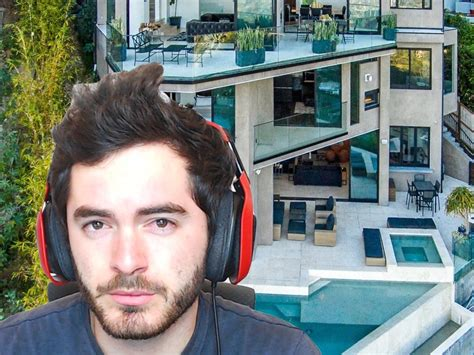 captainsparklez house in real youtube star buys 4 5 million la home business insider