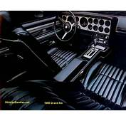 Pontiac Grand Am Specs 1978 1980  MidsizeBowtiesnet