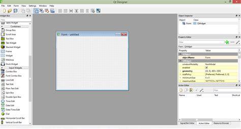 pyside tutorial qt designer สร าง gui ด วย pyside ตอนท 7 สร างด วยเคร องม อ qt