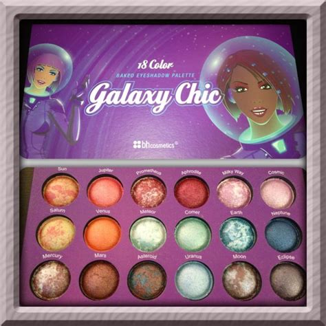 Bh Cosmetics Galaxy Chic bh cosmetics galaxy chic palette i really want this