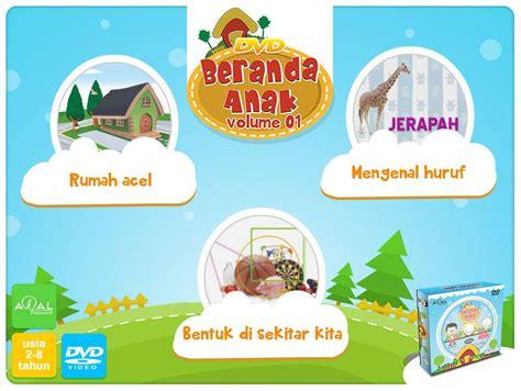film kartun untuk anak usia 1 tahun cd media belajar anak seri quot pengenalan quot untuk anak usia 2