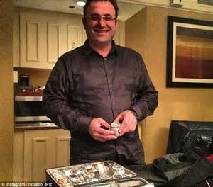 rafaello co jeweler run by car in front of his ny home daily mail