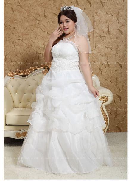 wedding dresses for chubby girls