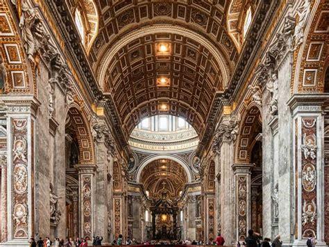 basilica san pietro interno la basilica di san pietro fede e spiritualit 224 idee di