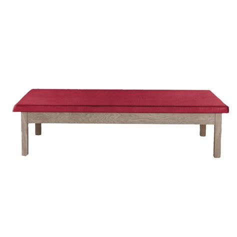 Mat Tables by Generic Fixed Height Upholstered Mat Platform Tables