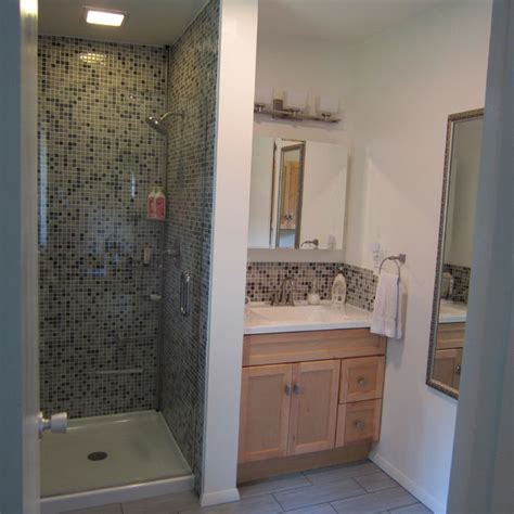 complete bathroom designs walk in shower tile ideas joy studio design gallery