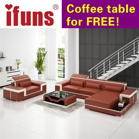 Sarung Sofa Europe Part 2 Limited modern european leather sofa modern sofa bed luxury furniture brand in living room sofas from