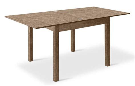 tavoli per salotti tavolo quadrato allungabile in legno per salotti idfdesign