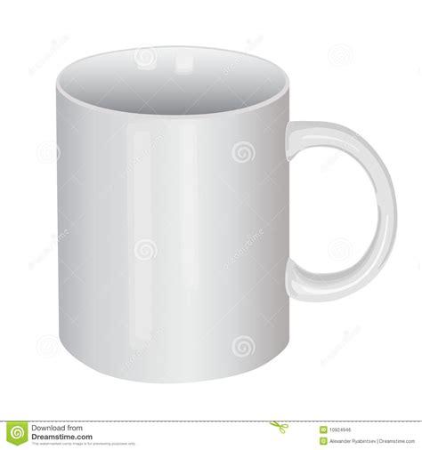 imagenes de tazas blancas taza blanca imagen de archivo libre de regal 237 as imagen