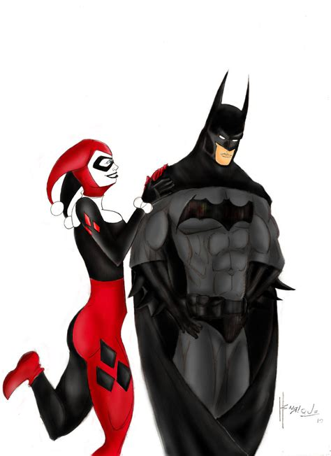 batman and harley quinn 1000 images about batman and harley quinn on