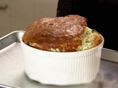 spinach souffle ina garten spinach and cheddar souffle recipe ina garten food network