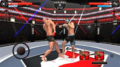 fighting apk mma fighting clash apk v1 051 mod money apkmodx